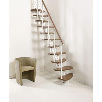 escalier interieur leroy merlin escalier pas japonais en bois et m 233 tal zen leroy merlin id 233 es am 233 nagement combles