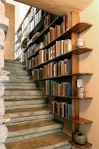 Diy Bookshelves : 18 Creative Ideas And Designs