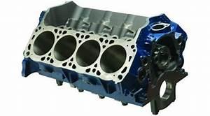 Ford Racing Boss 351 C I D  Engine Block M6010bs351bb