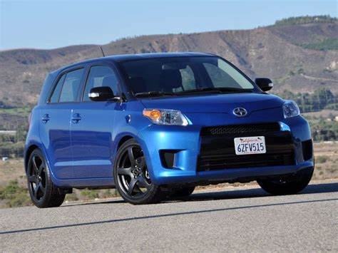 scion xd hatchback quick spin review autobytelcom