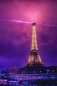Paris, Tower, Eiffel