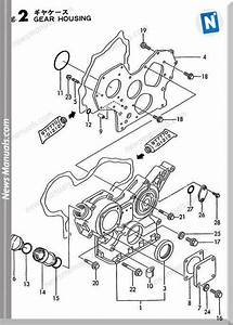 Yanmar Engine 3tne88l