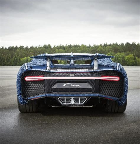 Designer aurelien rouffiange and the team had just completed the 1:8 scale model of the chiron and began to debate what the ultimate challenge for the lego technic building. Meet The Life-Size LEGO Technic Bugatti Chiron You Can Actually Drive - Vehicles   Katalay.net