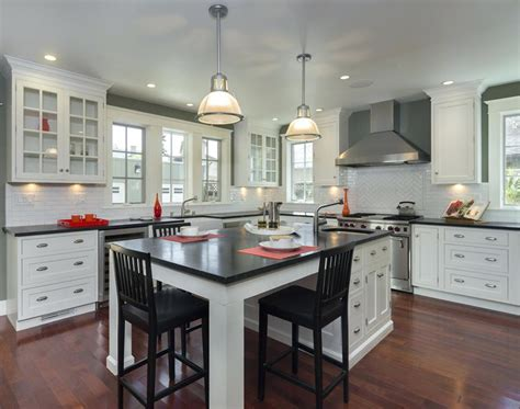 small l shaped kitchen with island isand traditiona arge l shaped kitchen island with sink uk 9353