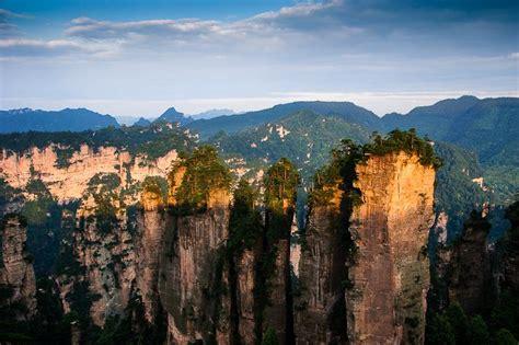 tianzi mountain zhangjiajie tianzi mountain nature reserve