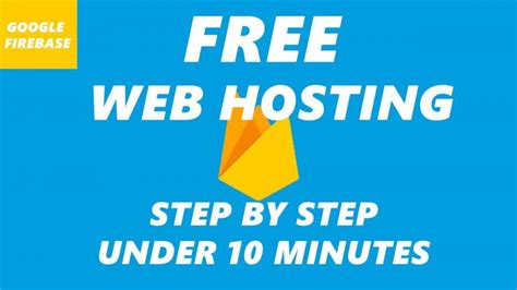 Bot bitcoin termux kann man! How to host a website for FREE - Google Firebase Website Hosting Tutorial Step By Step for ...