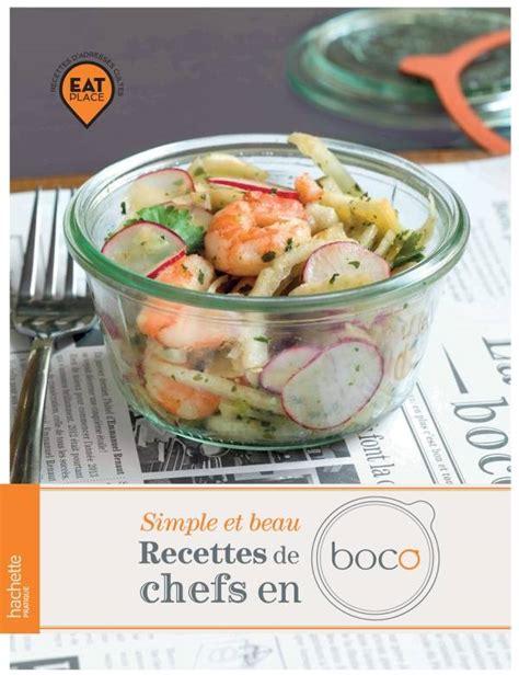 hachette pratique cuisine livre recettes de chefs en boco vincent ferniot simon