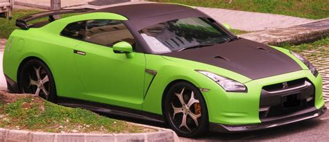 nissan green green nissan gt r picture 267876 car news top speed