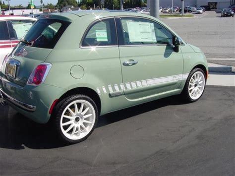 Fiat 500 Aftermarket by Fiat Accessories Aftermarket Plus