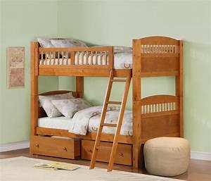 Dorel, Bunk, Bed, Pine
