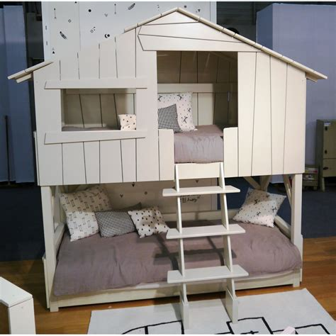 house bunk bed treehouse bunkbed