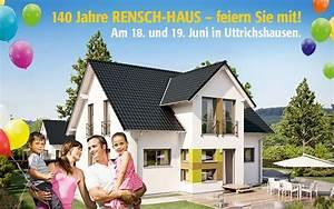 Rensch Haus Uttrichshausen : 140 jahre rensch haus feiern sie mit ~ Markanthonyermac.com Haus und Dekorationen