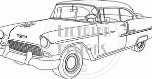 1955 chevy bel air drawing chevy39s 55 57 pinterest With 1955 chevy bel air