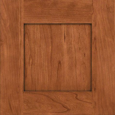 kraftmaid kitchen cabinet doors kraftmaid 15x15 in cabinet door sle in hayward cherry 6713