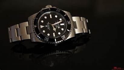 Rolex Clock Wallpapers Background Diamond Watches Desktop
