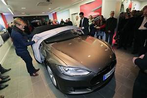 Tesla Aix En Provence : tesla 1000e model s vendue en france entretien exclusif avec tesla france ~ Medecine-chirurgie-esthetiques.com Avis de Voitures