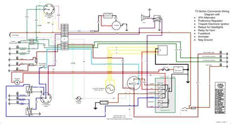 basic electrical wiring diagram bestharleylinks info