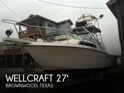 Used Sport Fishing Boats For Sale East Coast Australia by Used Power Boats Sports Fishing Wellcraft Boats For Sale