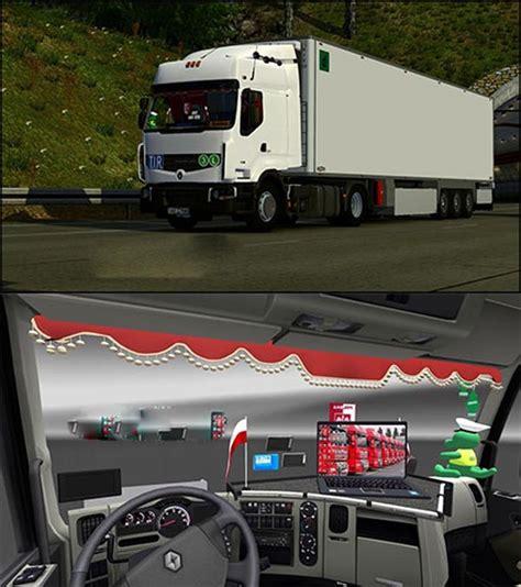 renault truck interior trucks bestmods net part 9