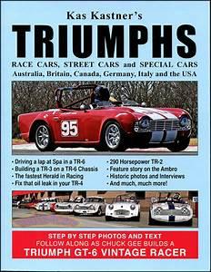 Triumph Racing Guide Book Kas Kastner Manual Tr6 Tr4