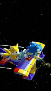 lego sonic wallpapers bricks  life