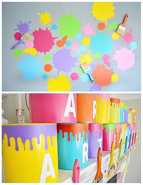 Kara's Party Ideas Art Themed 3rd Birthday Party. Art Ideas With Sharpies. Diy Backyard Retreat Ideas. Party Ideas Oxford. Ideas For Cabinets In Small Kitchen. Zen Living Ideas. Hairstyles Animal Crossing New Leaf. Small Landing Ideas. Fun Picture Quiz Ideas