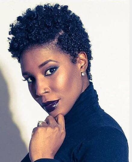 19 stunning quick hairstyles for short natural african