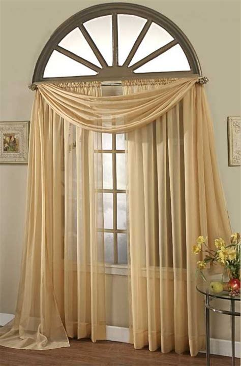 1000 ideas about arched window treatments on