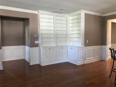 Wainscoting  Wainscoting Installations By Crown Molding