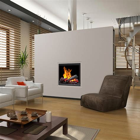 dimplex opti myst pro  built  electric fireplace