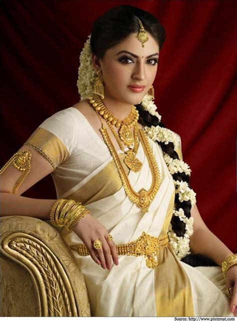 How To Look Like A Beautiful South Indian Bride?   Bridal