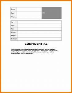 12 fax cover page pdf
