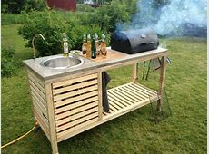 10 Outdoor Kitchen PlansTurn Your Backyard Into