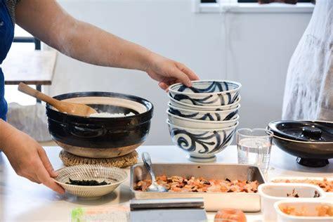faire un cours de cuisine japonaise 224 tokyo le poly 232 dre