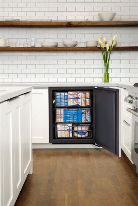 undercounter freezer  residential pros