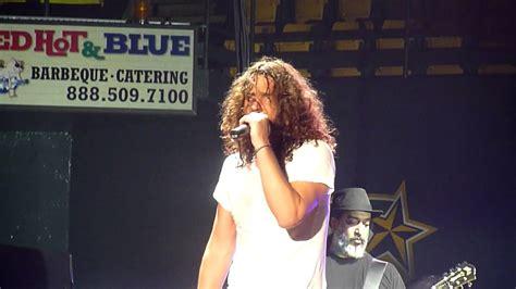 soundgarden outshined patriot center live tour 2011