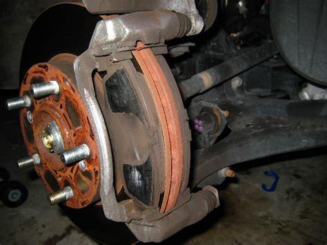 replacing brake pads honda civic