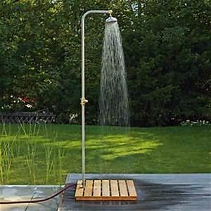Gartendusche Von Unten : die besten 25 gartendusche ideen auf pinterest pool dusche hinterhof pool landschaftsbau und ~ Markanthonyermac.com Haus und Dekorationen