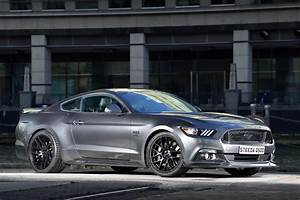 Steeda Debuts Performance And Visual Updates For Euro Mustang GT | Carscoops