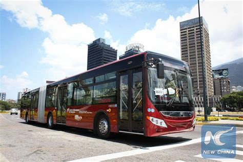 Chinese-made Electric Buses Expected To Run On Havana
