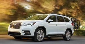 2019 Subaru Ascent Owners Manual