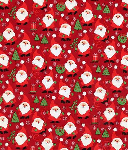 Wrapping Paper 1970s Santa Phone Backgrounds Gift