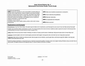 Curriculum Guide In Mapeh 5 4th Quarter
