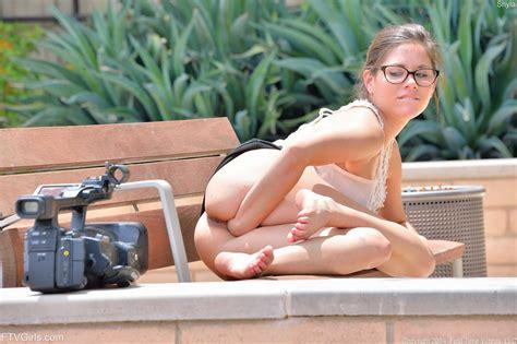 Wallpaper Shyla Brunette Blonde Nude Naked Teen