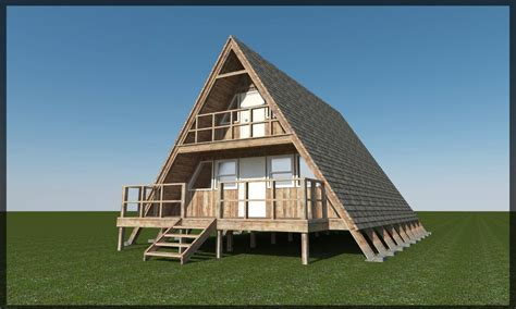 small a frame house plans diy a frame cabin plans frame a small cabin easy to build