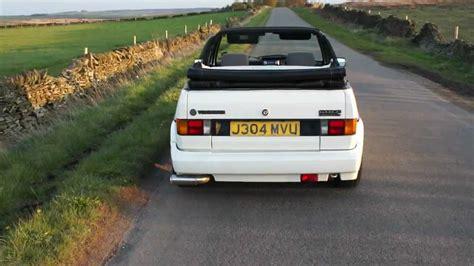 mk1 golf cabriolet 1991 clipper