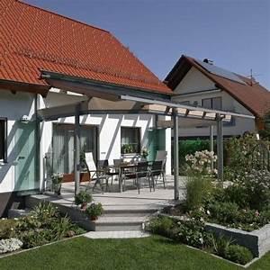 überdachte Terrasse Bauen : kaltwintergarten versch nert eine terrasse im raum forchheim garten pinterest garten ~ Markanthonyermac.com Haus und Dekorationen