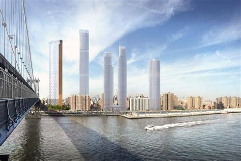 bridges skyscrapers  city planning approval curbed ny