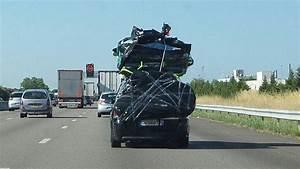 Sens Bon Voiture : l 39 auto bien charger sa voiture pour prendre la route en toute s curit ~ Teatrodelosmanantiales.com Idées de Décoration