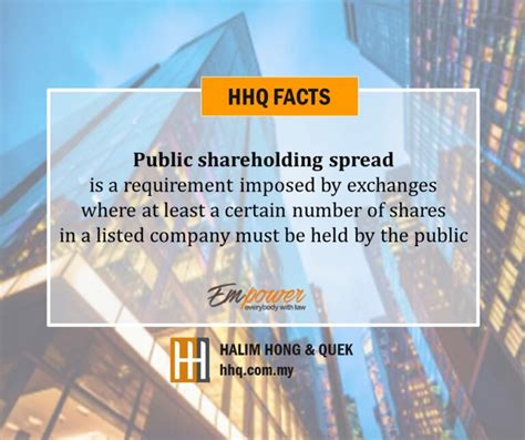 Information on over 100,000 malaysian companies as well as access to industry sector research reports, economic data and news. Understanding Public Shareholding Spread for Listed ...